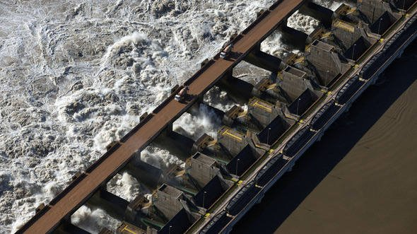 Usina Hidrelétrica de Santo Antônio