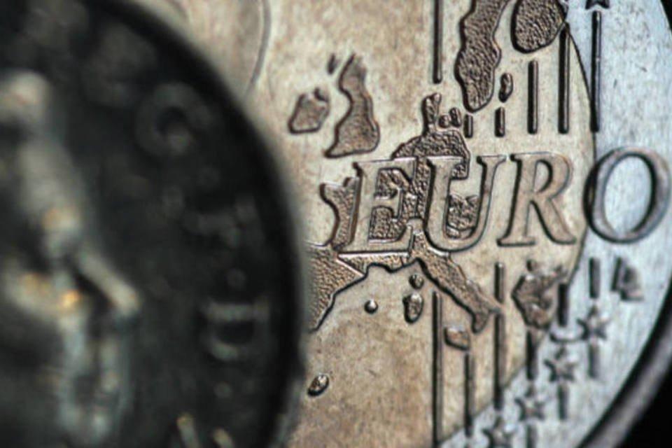 Euro - moedas - dinheiro