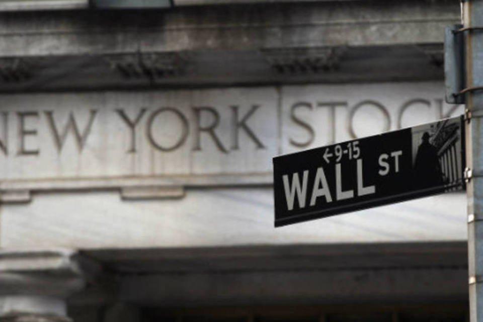 Bolsa de Nova York - Wall Street