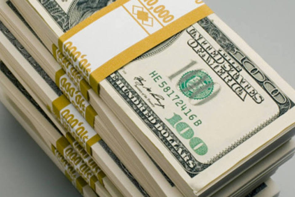 Notas de cem dólares