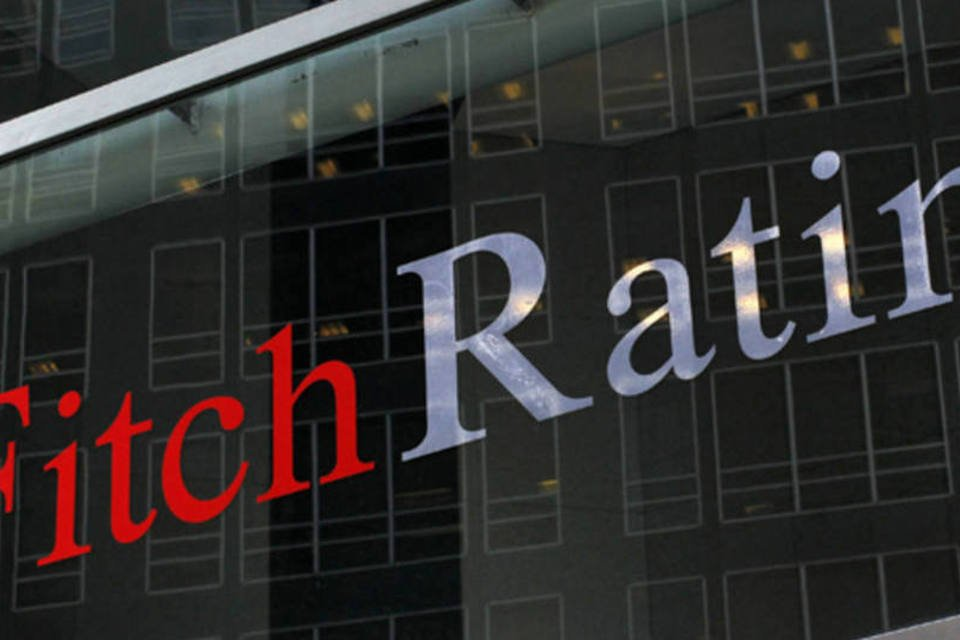 Sede da Fitch Ratings em Nova York, Estados Unidos