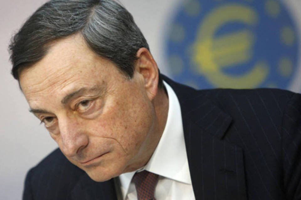 8. Mario Draghi