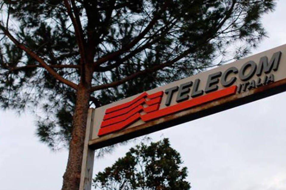 Logo da Telecom Italia