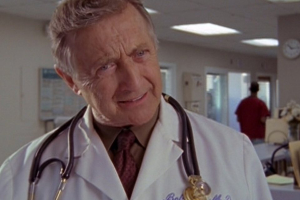 Bob Kelso, de Scrubs