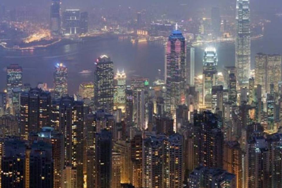 Investimentos estrangeiros em Hong Kong aumentaram 30%