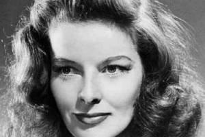 Atriz Katharine Hepburn