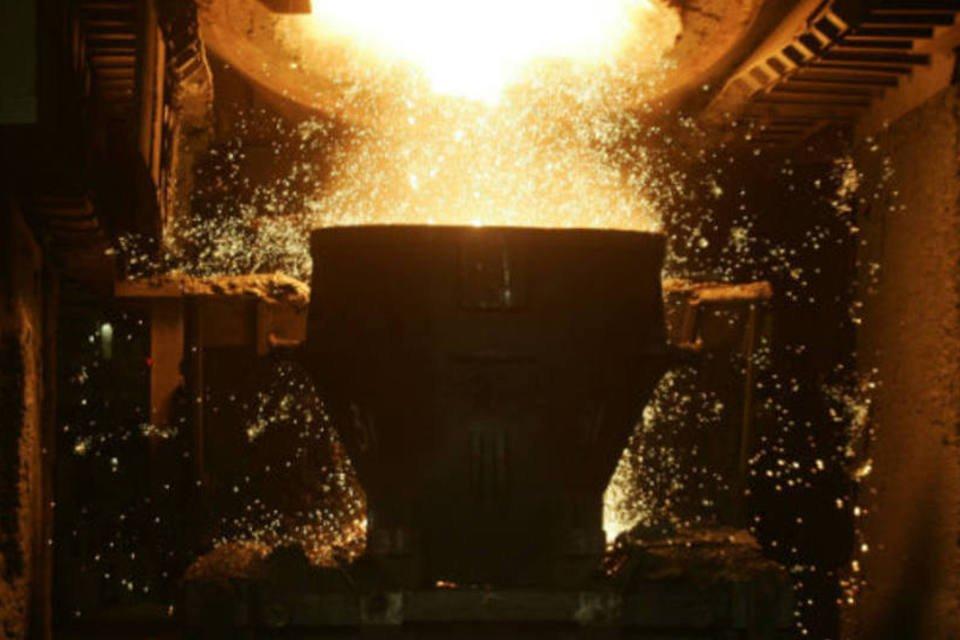 Produção, aço, siderúrgica, ArcelorMittal, esg, verde