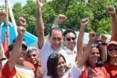 Deputado João Paulo Cunha, condenado no processo do mensalão, almoça com apoiadores do PT