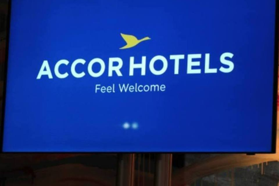 O grupo hoteleiro Accorhotels