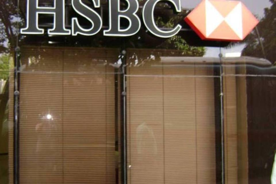 Agência do HSBC em Belo Horizonte