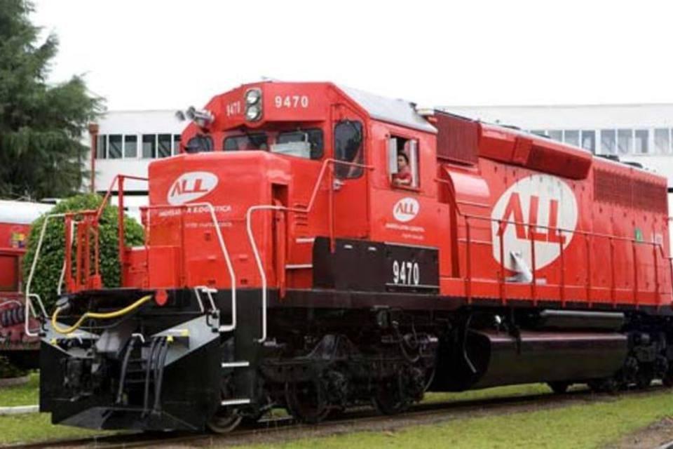 Trem da América Latina Logística