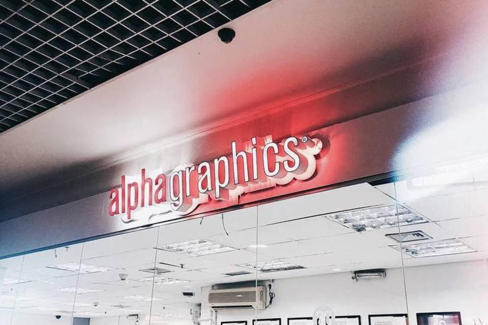 Alphagraphics – R$ 670 mil