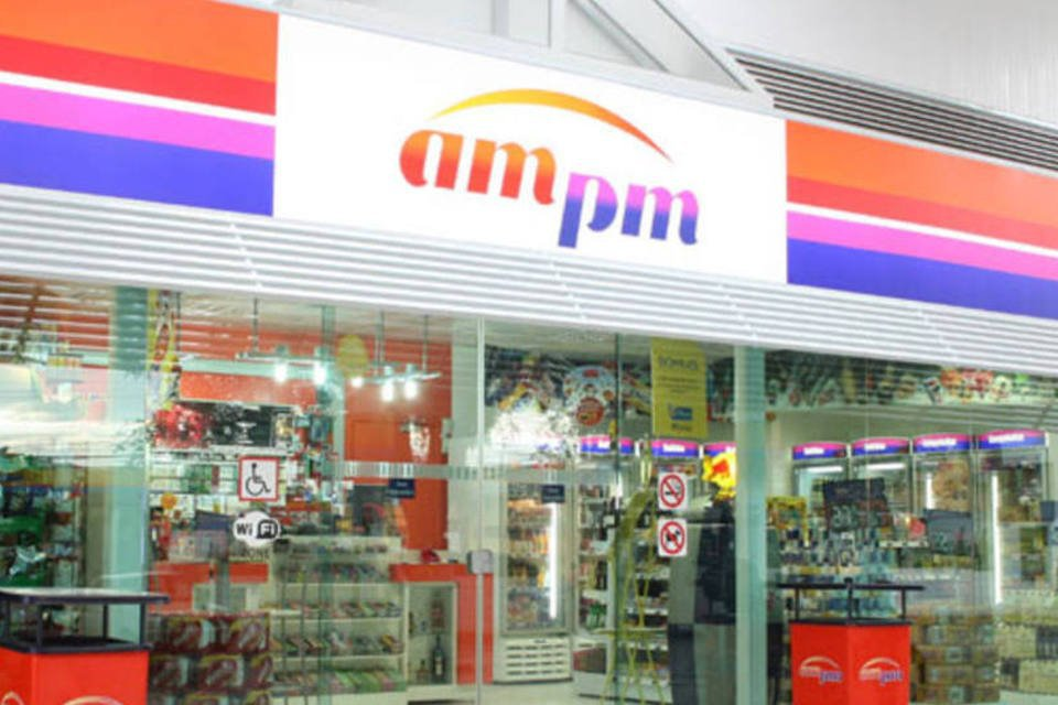 AM PM Mini Market