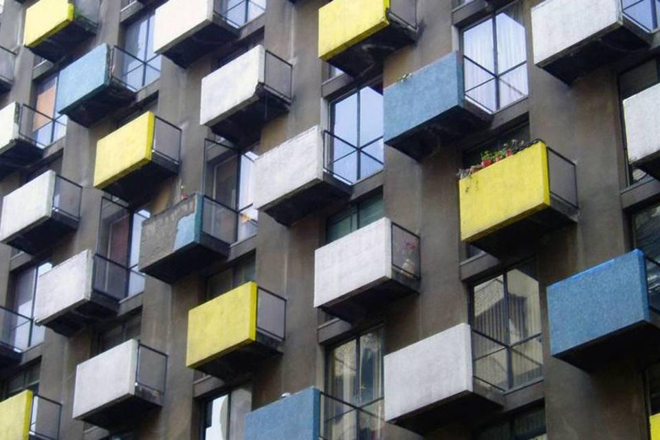 Apartamentos no centro de Santiago, no Chile