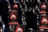 Iranianos protestam contra morte de líder religioso xiita Sheikh Nimr al-Nimr morto pela Arábia Saudita, dia 04/01/2016