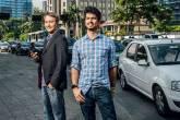 Ariel Lambrecht e Renato Freitas, do 99 Taxis