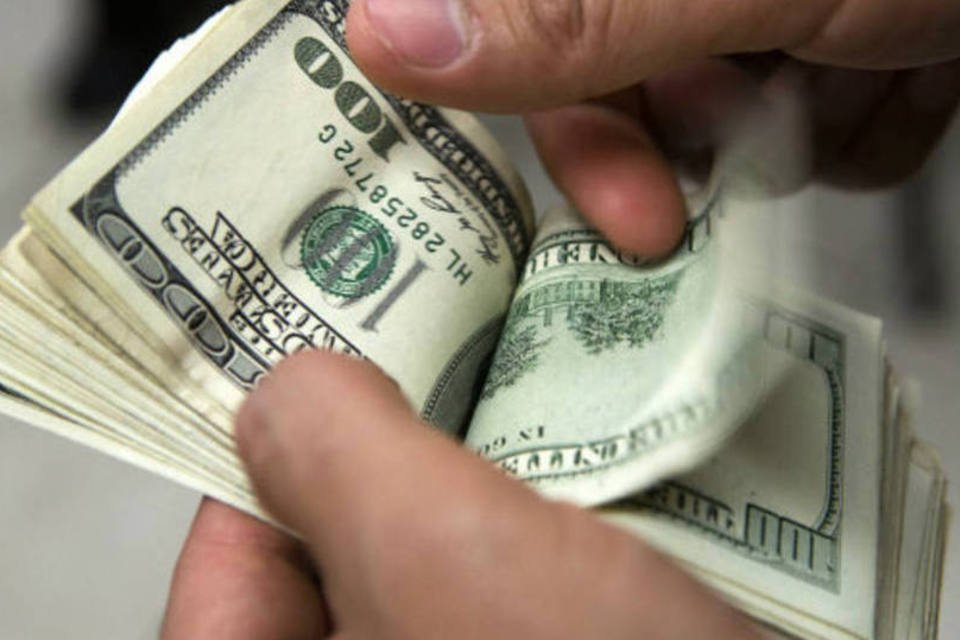 Notas de dólar estadunidense