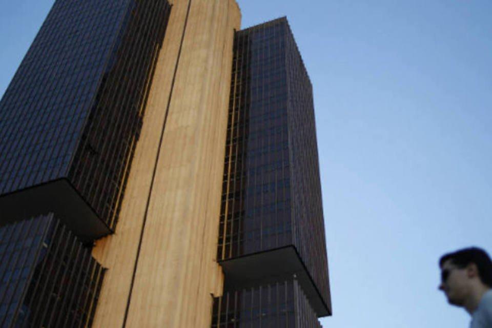 Prédio do Banco Central em Brasília