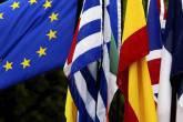 Bandeiras da União Européia e países membros