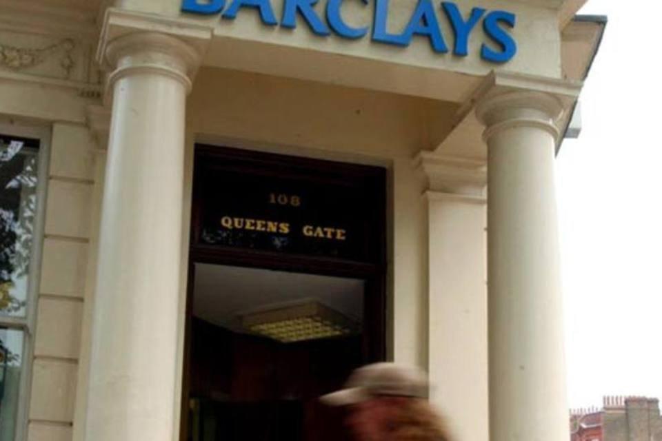 Agência do Barclays em Londres