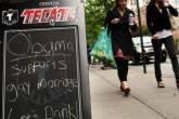 Bar Gay nos Estados Unidos sugere comemoração após presidente apoiar casamento
