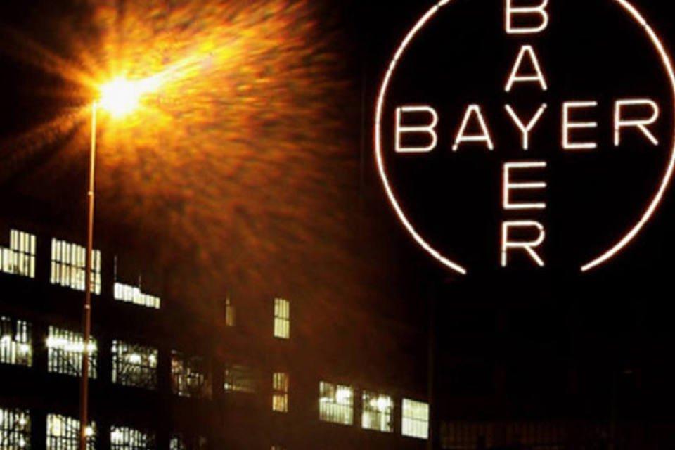 Sede da farmacêutica Bayer, em Leverkusen, na Alemanha (Getty Images)