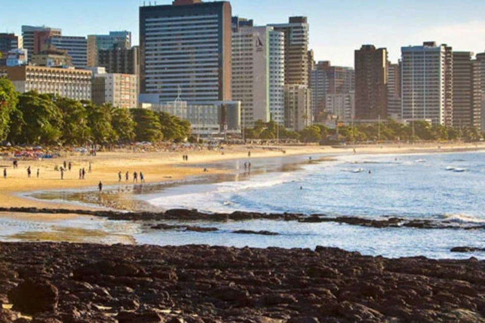 7º - Região Metropolitana de Fortaleza - IVS 0,346