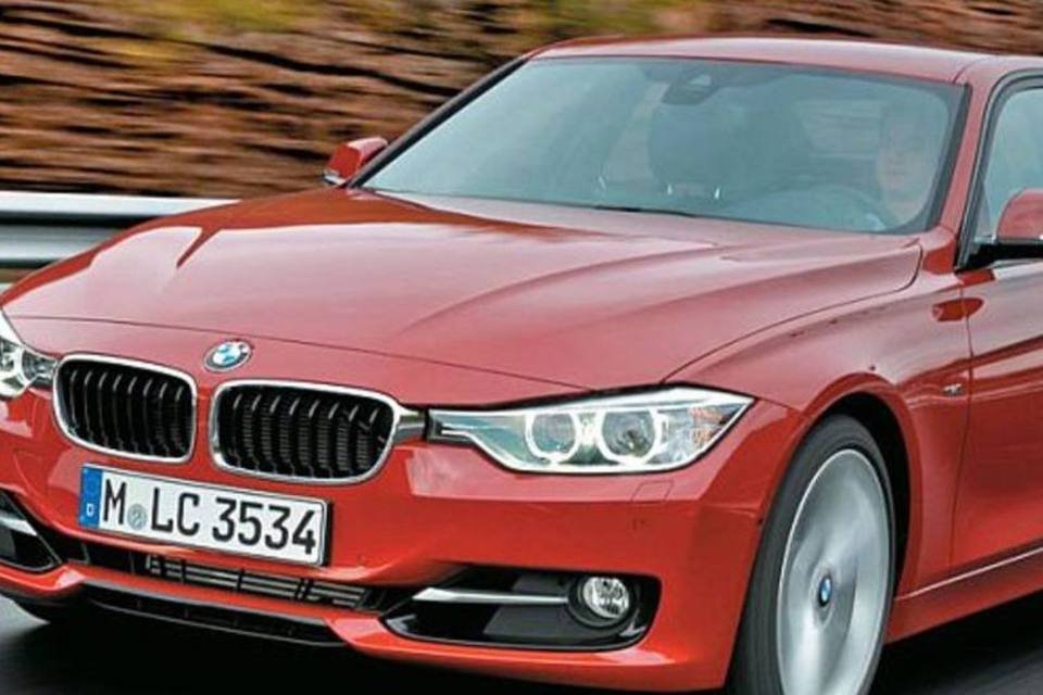 Novo BMW 328i Série 3