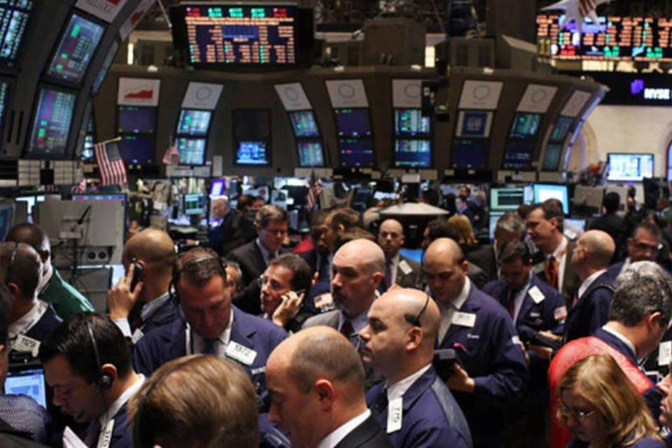 pregão da bolsa de valores