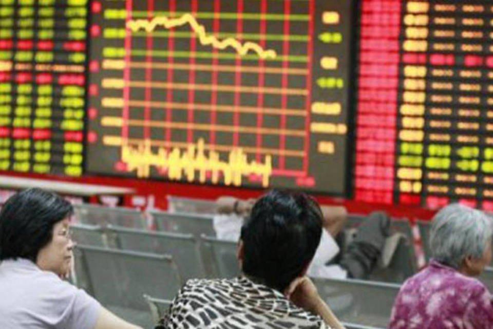 Bolsa de Xangai
