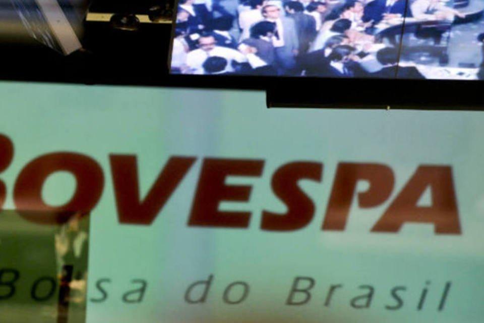 Bolsa de valores de São Paulo, a Bovespa
