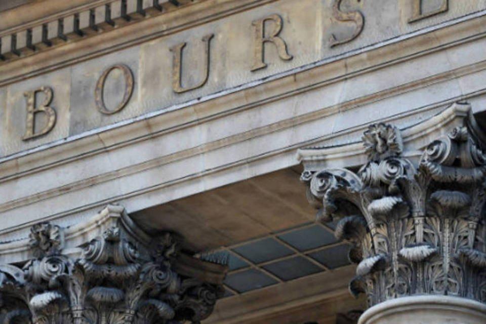 Bolsa de Paris - bolsas da Europa