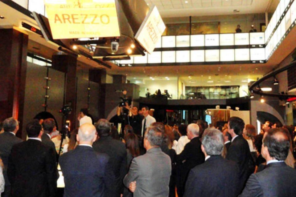 IPO da Arezzo na BM&FBovespa