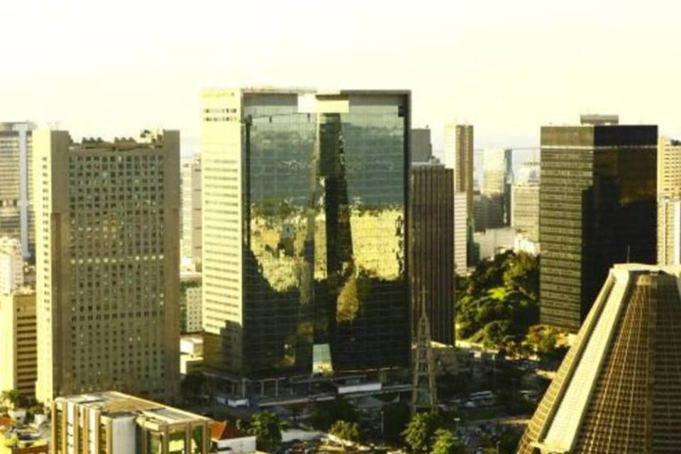 Edifício Ventura Towers II (ao centro), da BR Properties