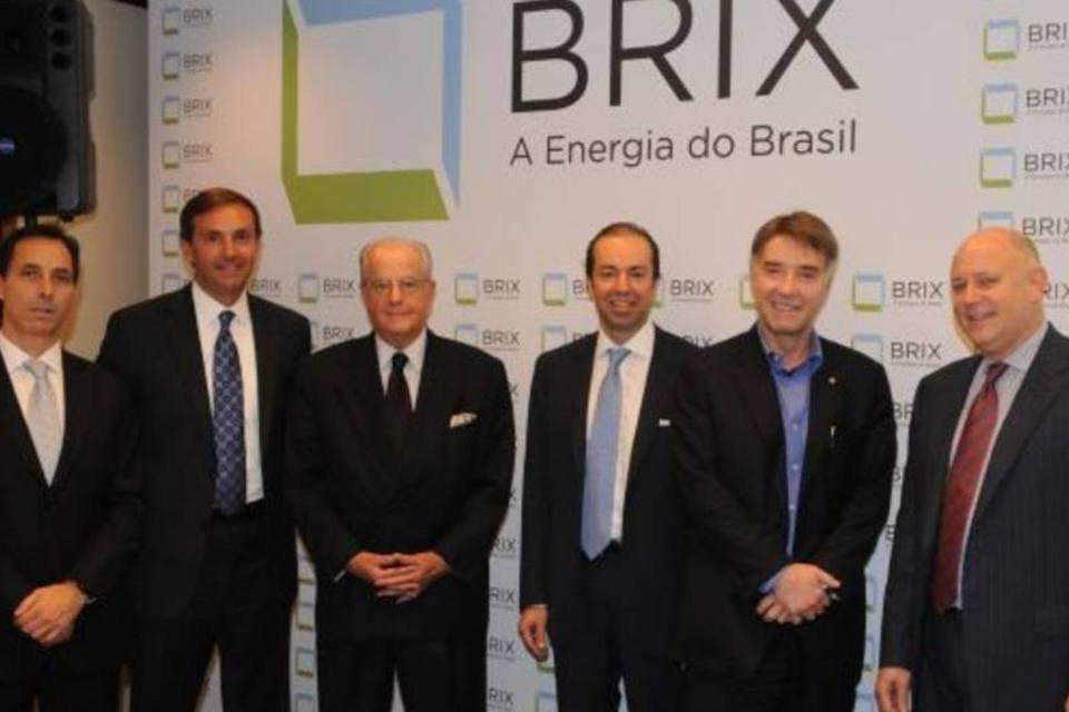 Lançamento da BRIX, no Rio de Janeiro, em 13 de abril de 2011