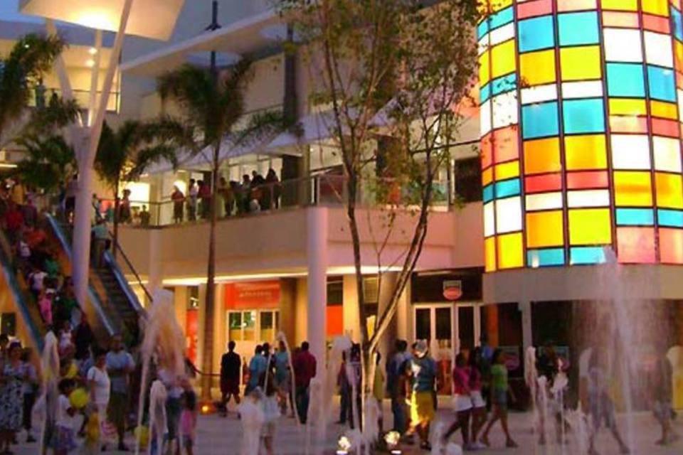 Shopping da BR Malls