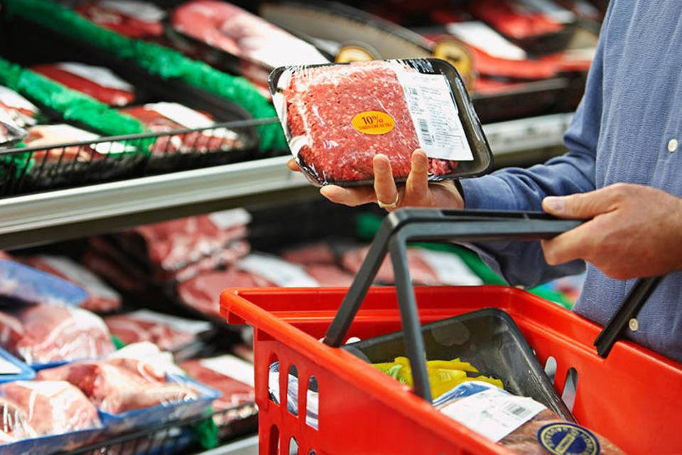 Consumidor escolhe carne