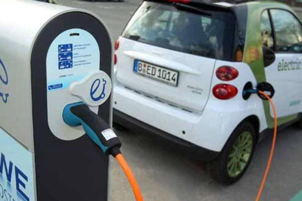 Carro elétrico na Alemanha