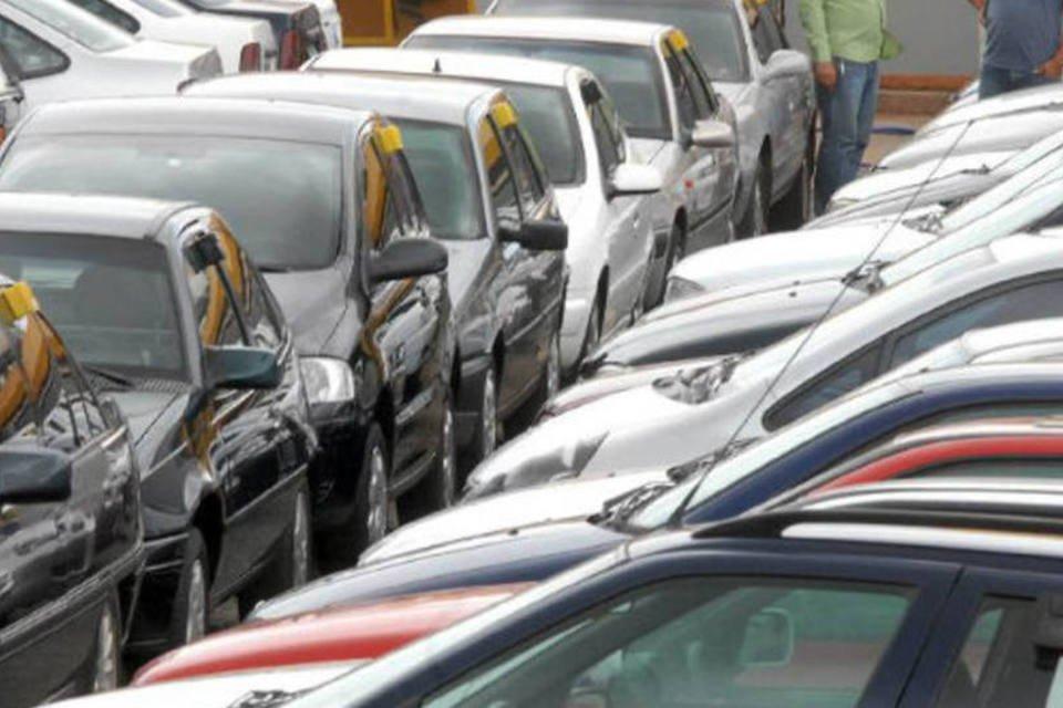Concessionária de carros - venda de veículos
