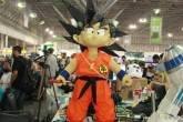 Casemod de Goku, na Campus Party 9