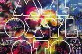 Capa do novo disco do Coldplay