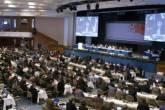 Conferência sobre mudanças climáticas realizada em Bonn, na Alemanha