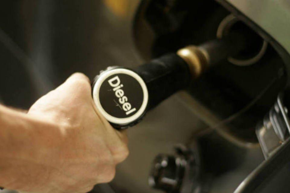 Bomba de combustível de diesel