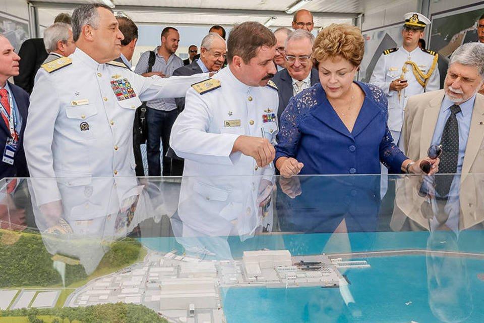 Contribuintes pagam R$ 1,5 bi para estatal do submarino nuclear brasileiro