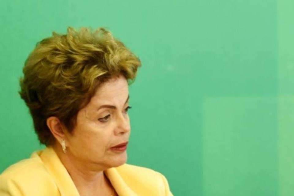 A presidente Dilma Rousseff, em Brasília