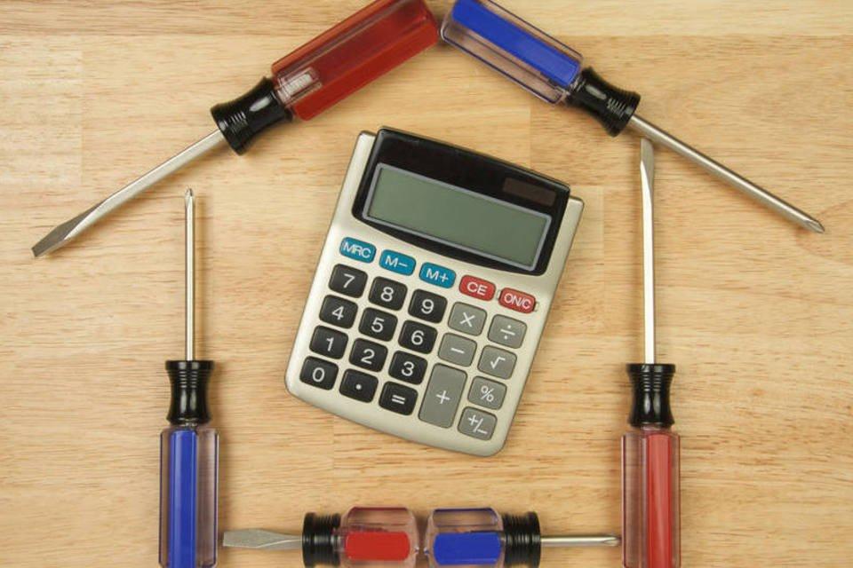 Cálculo do custo da reforma