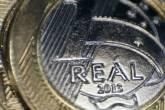Dinheiro: moedas de real