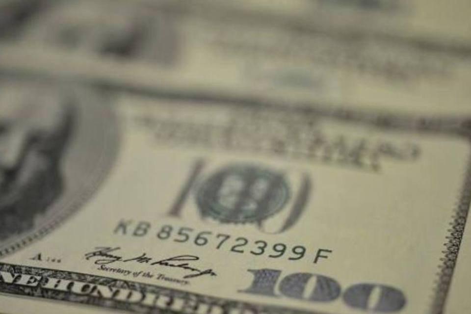 Nota de dólar