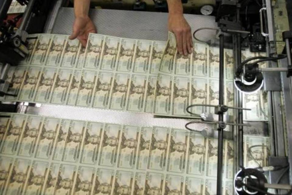 Dólar impresso