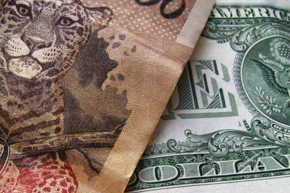 Real e Dólar